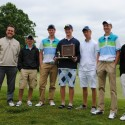2012 Boys Varsity Golf Season