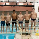 2012-2013 Boys Swimming Team Pictures