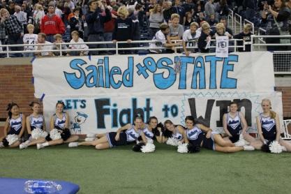 Sideline Cheer Information