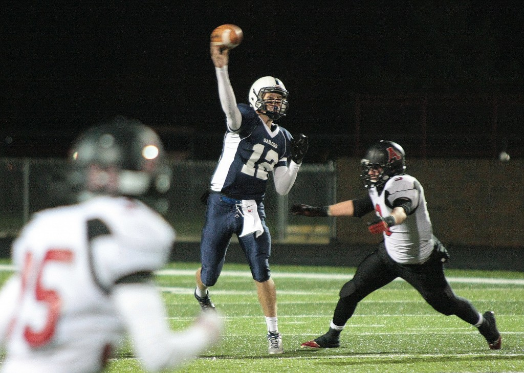 MLive's Grand Rapids Offensive Player of the Year Jon Wassink has South Christian back in state finals
