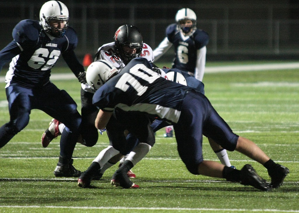 Football launches title quest with playoff rematch
