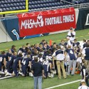 2013 Varsity Football State Finals vs Marine City