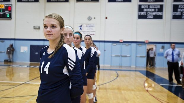 New coach inherits wealth of talent on South Christian volleyball team