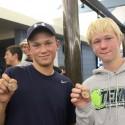 Boys Varsity Tennis State Tournament, 10.17.14