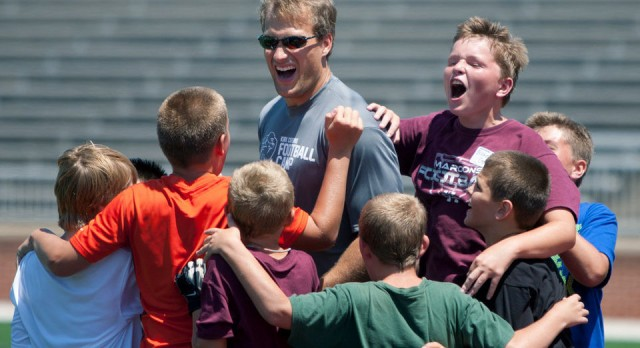 Attention Middle Schoolers – KIRK COUSINS FOOTBALL CAMP