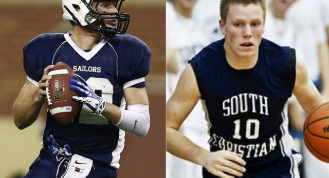 Who is the Grand Rapids area's 2014-2015 male high school athlete of the year? #Vote4Wassink