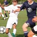 JV Boys Soccer vs. Calvin Chr.