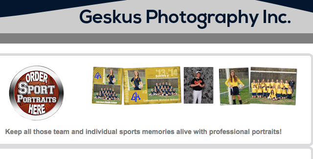 Fall Sports Photos – Geskus Photography