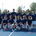 Varsity Tennis Opening week 2015