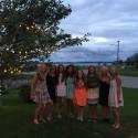 Varsity Girls Golf opening week August 2015