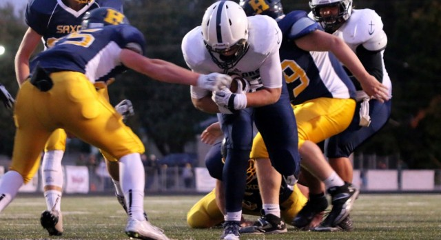 Sailors Notch First Victory Over Hastings