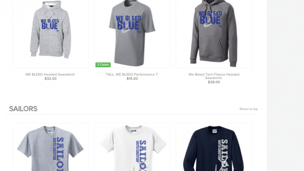 Skip the Black Friday Madness – Order Your SCHS Gear Online Today!