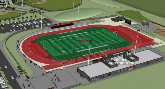 South Christian Football will have a new home in 2016
