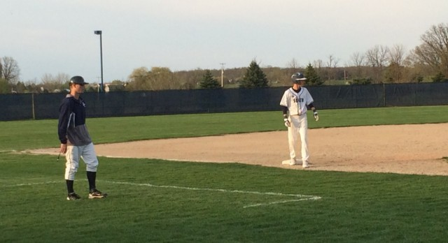 Sailor Baseball Takes 2 From Hastings