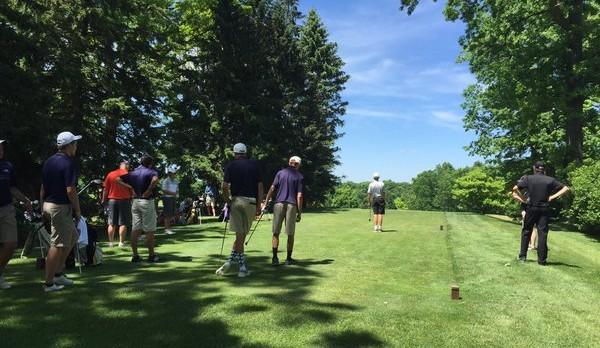 Follow Sailor Golfer Carter Oeverman with MHSAA State Finals Live Scoring