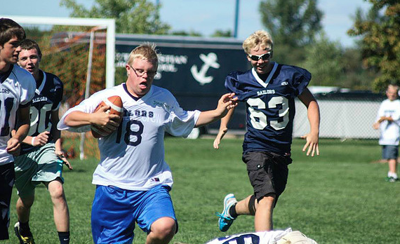 Victory Day Returns at South Christian