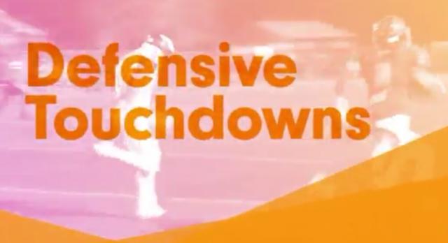 Fletcher Hulst's defensive touchdown earns top spot on Hudl's weekly list