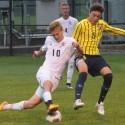 Boys Varsity Soccer vs EGR