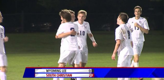 South Christian beats Wyoming Lee, advances to face rival Unity