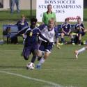 2016 Freshmen Soccer vs Hudsonville