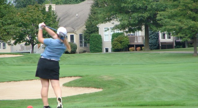 Golf finishes 7th at State, Samdal earns a top 3 finish