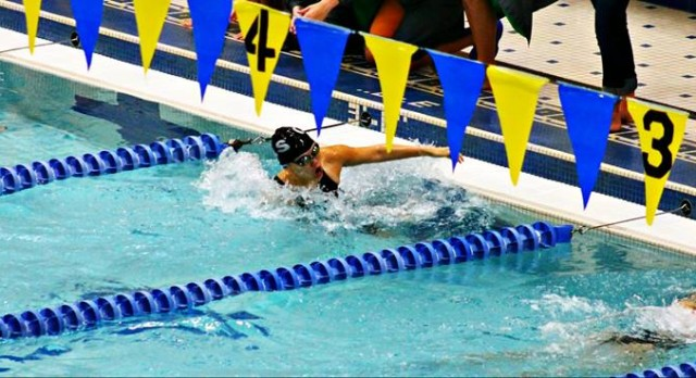 CLS Swim captures conference title in program's first season