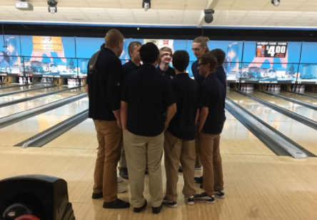 Boys Bowling beat Wyoming 23-7