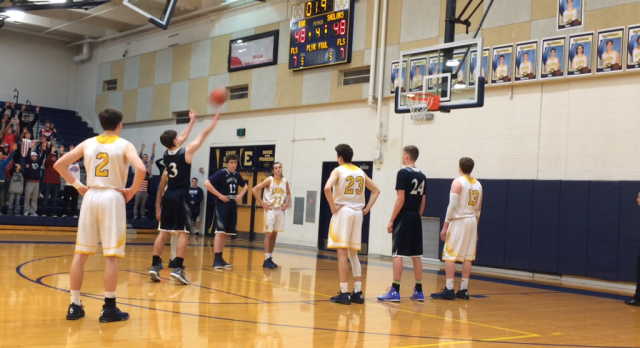 Sailor Boys seal late victory over EGR
