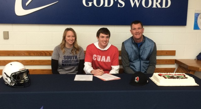 Vis signs with CUAA