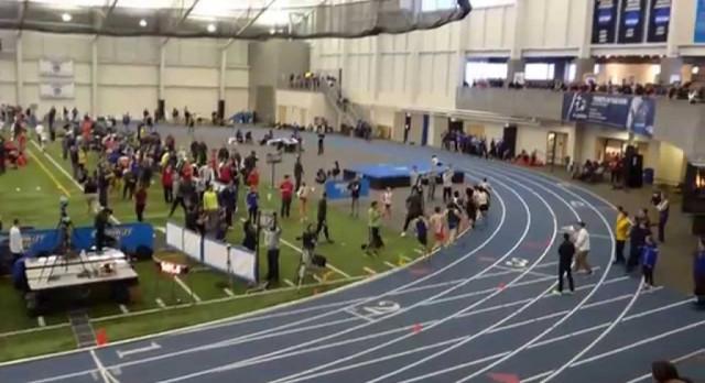 Boys GVSU Indoor Results