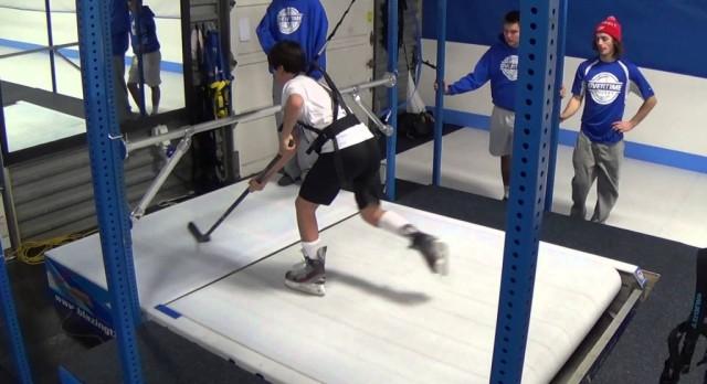 Spring Hockey Training