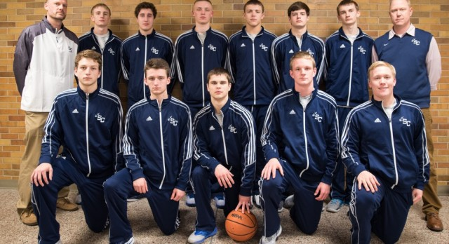 Sailor Basketball teams achieve high marks in the classroom