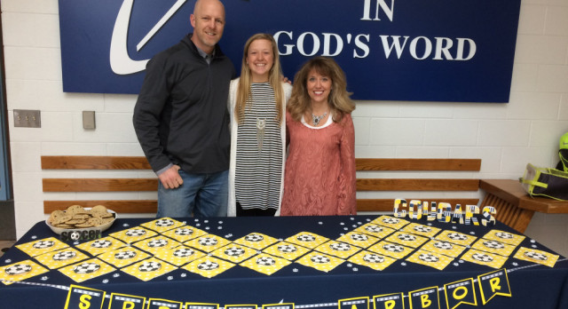 Selvius Signs with Spring Arbor