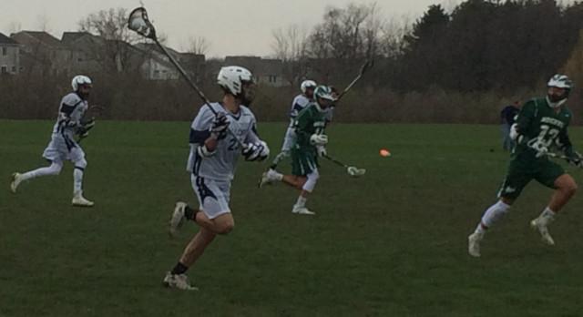 Lacrosse beats Comstock Park 9-1