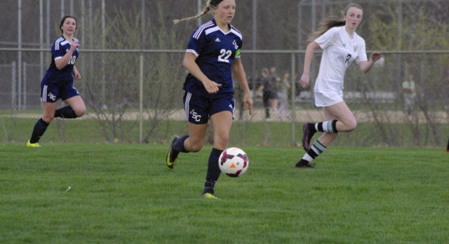 Sailor Soccer tops rival GRC in Overtime to stay perfect