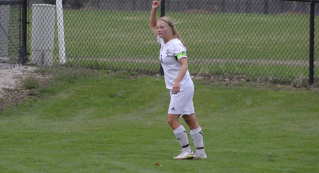 Sailor Girls Soccer earns a shutout victory over Wayland