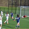 Girls JV Soccer v. Caledonia (4.21.17)
