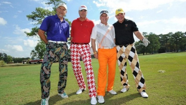 Golf-Pants