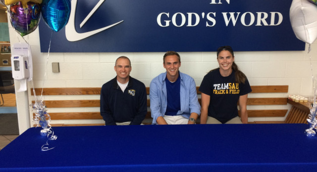 VandePol signs with Spring Arbor