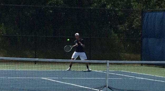 Sailors Boys Tennis starts season with first place finish