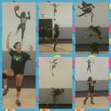Ellison Volleyball Team Camp @ SFA