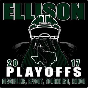 Playoff 2017 Shirt Front