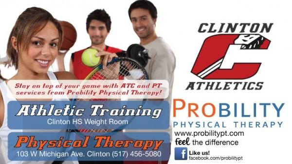Probility Athletic Training