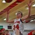 2014-01-10 Boys' Varsity Basketball vs. Whitmore Lake