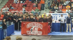 Team State Grand March 2014