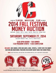 Money Auction 2014