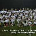 2014-10-24 CHS Football vs. Britton-Deerfield