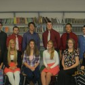 Homecoming Court Fall 2014