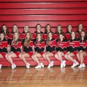 Varsity Competitive Cheer 2014-15