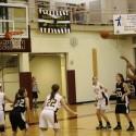JV Girls Basketball Clinton vs Manchester 38-12